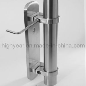 Stainless Steel Oblong Wall Bracket