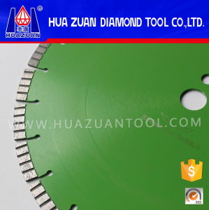 Special Design Laser Welded Diamond Saw Blades for Construction pictures & photos