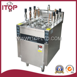 Automatic Lift-up Commercial Pasta Cooker (NDM-540CA) pictures & photos
