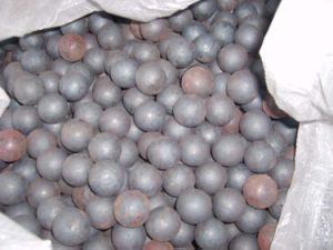 Forged Grinding Steel Ball (Dia40mm) pictures & photos