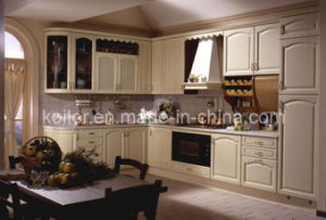 Solid Wood Kitchen Furniture (Giogia)