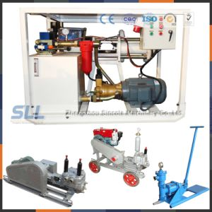 High Quality Cement Grout Pump with Mixer for Sale pictures & photos