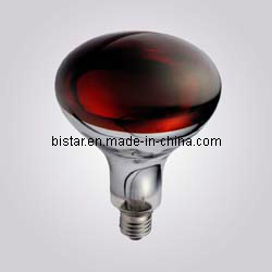 Infrared Heat Lamp Bulb IR R125 R40 150W 175W 250W pictures & photos