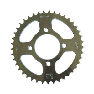 Manufactory All Size Motorcycle Parts (Chain Wheel) pictures & photos