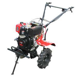 7HP Electric Diesel Power Tiller (1WG4.0C) pictures & photos