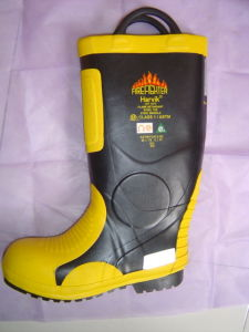 Firefighter Boots (9679)