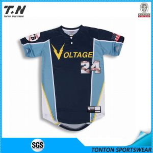 2015 Wholesale Blank Baseball Jerseys pictures & photos