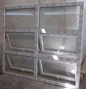 High Quality PVC/UPVC Top Hung Bay Windows (BHP-WA07) pictures & photos