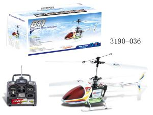 Rc Helicopter (4 CH) (3190-036)