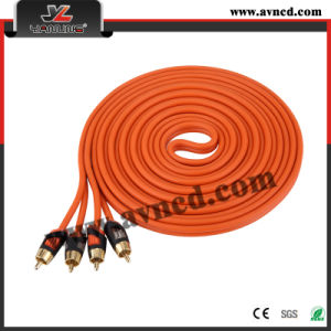 Best Sale Audio Cable/RCA Cable (R-007)