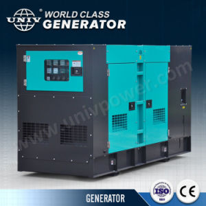 Factory Direct Sell 60kVA Cummins Silent Diesel Generator Set pictures & photos