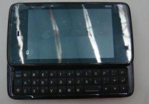 Quad Band Mobile Phone With Java Dual SIM Card Dual Standby(N900)
