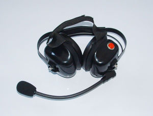 VR-8450 Heavy Duty Headset Noise Canceling For Two Way Radio