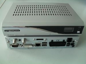 Dreambox 800S Silver/HD Satellite Receiver DM800HD