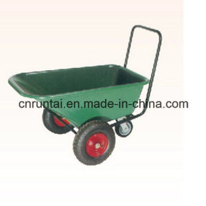 Heavy Duty Construction Capacious Wheel Barrow pictures & photos