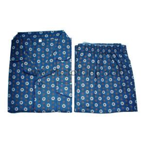 Mens Printed Flannel Pyjamas
