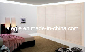 a by-A11 Wardrobe Bedroom Furniture, Wooden Cabinet ,Leather Wrapped Wardrobe (A BY-A11)