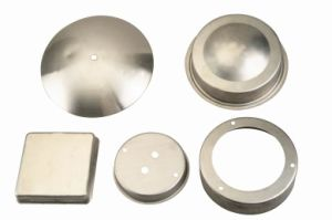 Equipment Custom Aluminum Punching Components pictures & photos