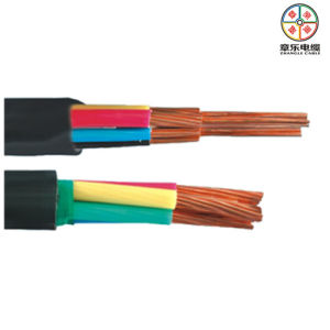 Double PVC Insulated Cable, Signal Cable pictures & photos