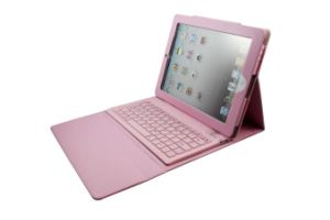 Silicone Holster iPad Bluetooth Keyboard for iPad2/3 (DG-SZ307)