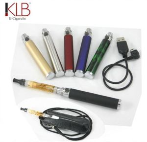Low Price OEM EGO Lanyard / EGO Necklace with Metal Ring for E Cigarette