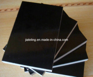 Phenolic Poplar Core Film Faced Plywood, Shuttering Plywood (JT-2001) pictures & photos