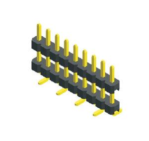 Pin Header Female Socket Btb Electronic PCB Terminal Connector (M200-SM3/SM4)