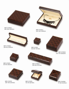 Jewelry Box (MDF-J716/Set)