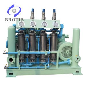 Brotie 100% Oil Free H2 Gas Booster Compressor Pump pictures & photos