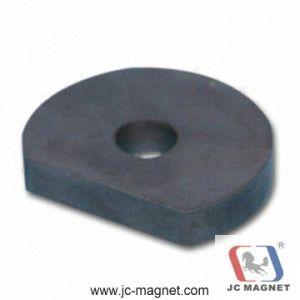 Permanent Sintered Hard Ferrite Magnet pictures & photos
