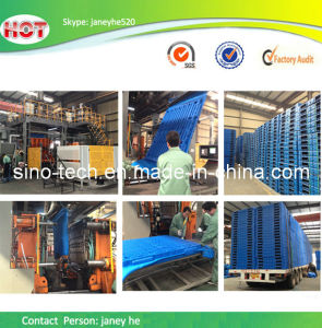 Hollow HDPE Plastic Pallet Making Machine pictures & photos