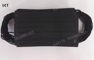 Surgical Face Mask Ready Made Supplier Ear Loop Tied Cone Types Kxt-FM01 pictures & photos
