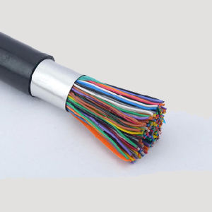 UTP Cat 3 LAN Cable/Telephone Cable From Professional Manufacturer pictures & photos