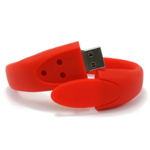 Student Gift Wristband USB Flash Drive 1GB-64GB pictures & photos