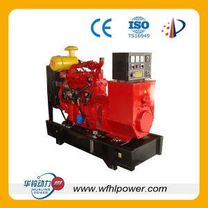 140kVA Open Type Diesel Generatrs pictures & photos