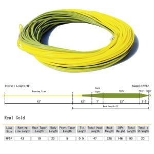 Best Bulk Floating Fly Fishing Lines pictures & photos