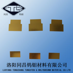 High Heavy Wolfram Tungsten Alloy Sheet in Radiation Shielding Material pictures & photos