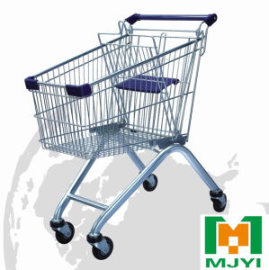 European Style Supermarket Retail Store Convenient Shopping Trolley pictures & photos