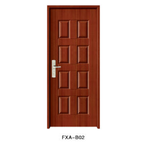 2017 New Design High Quanlity Entry Steel Security Door (FXA-W02) pictures & photos