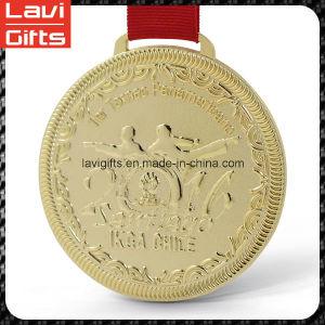 New Design Factory Price Custom Award Karate Medal pictures & photos