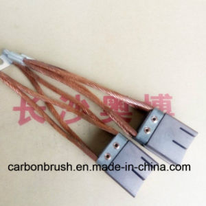 Wholesale High Quality High Copper Contents Carbon Brush pictures & photos