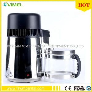 Dental Equipment Water Distiller Pure Water Purifier Filter Stainless Glass pictures & photos