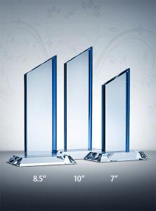 Crystal Pinnacle Award Plaques (CC18070, CC18085, CC18100, CC18120) pictures & photos