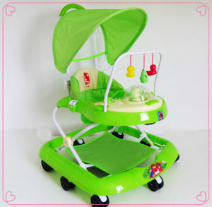 Cheap Baby Walker with Canopy pictures & photos