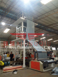 3 Layers Co-Extrusion Film Blowing Machine pictures & photos