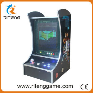 17 Inch LCD Mini Bartop Arcade Game Machine pictures & photos