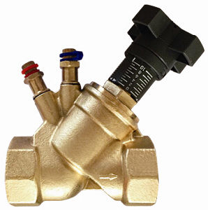 Automatic Manual Hydronic Balancing Valve (HTW-71-SV) pictures & photos