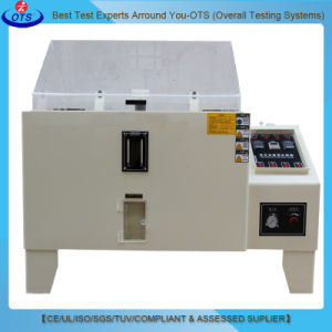 ASTM B117 Laboratory Nozzle Salt Spray Corrosion Test Chamber pictures & photos