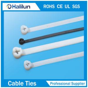 Slef-Lock Nylon Zip Tie for Holding Wires pictures & photos