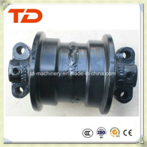 Excavator Spare Parts Daewoo Dh80 Track Roller/Down Roller for Crawler Excavator Undercarriage Parts pictures & photos